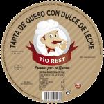 label-tarta-de-queso-con-dulce-de-leche